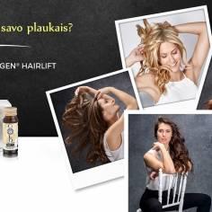 GK hairlift plaukams